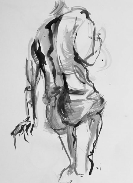 Art School Admissions Portfolio, Justin Gotzis