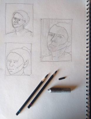 Thumbnail Sketches, Nikoletta T