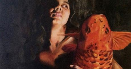 Oil Painting, Anjali Shankar