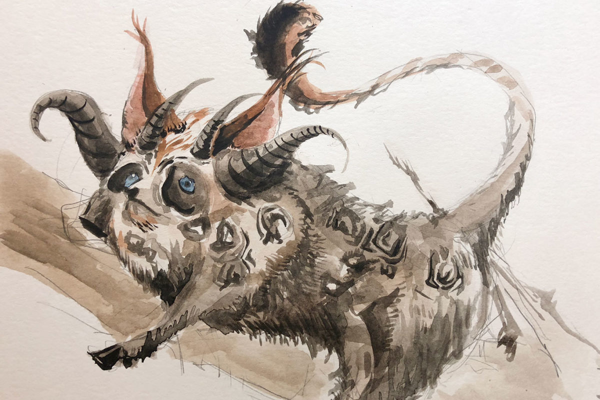 Creature Creation, Vivian Kong
