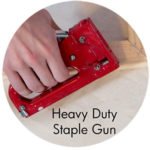 Art Supplies: Heavy Duty Staple Gun