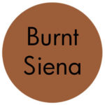 Art Supplies: Winsor & Newton Burnt Siena