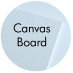 Art Supplies: Canvas board