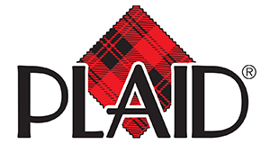Plaid Crafts logo
