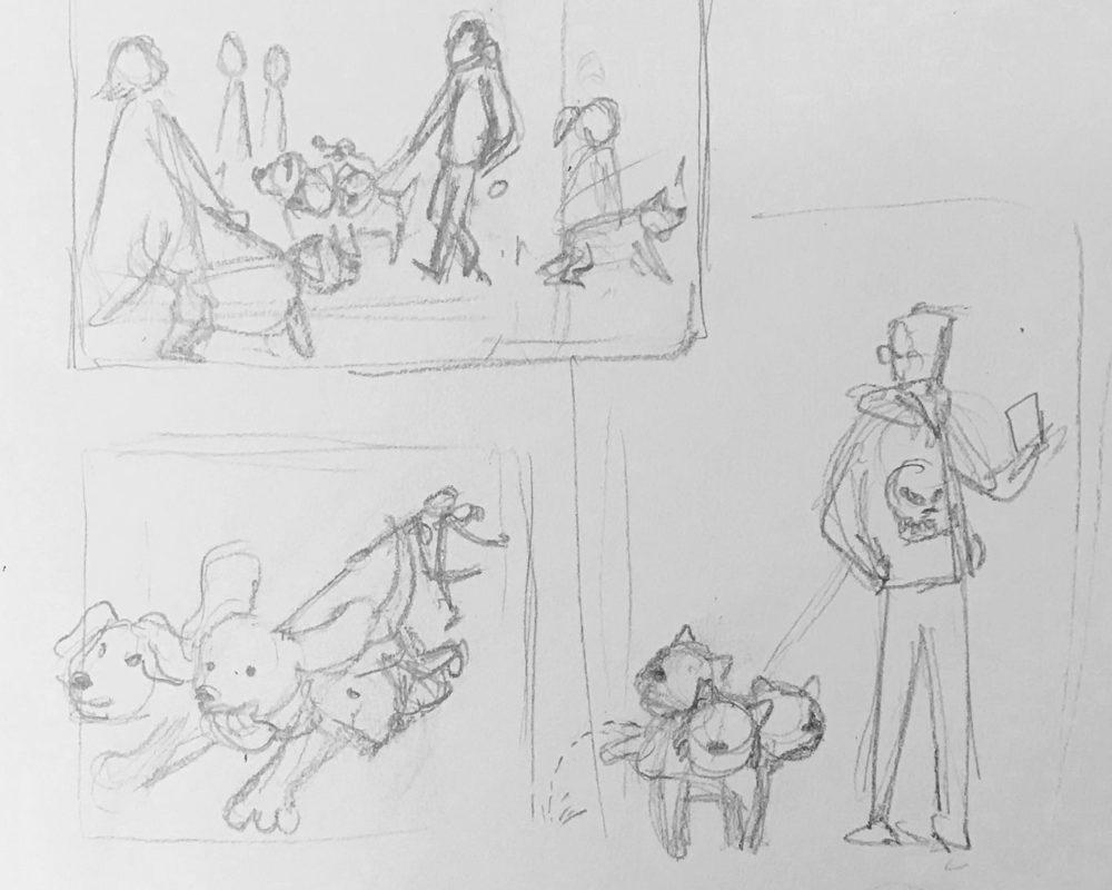 Thumbnail Sketches, Clarisse Angkasa