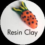Clay House Art: Resin Clay
