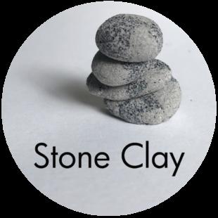 Clay House Art: Stone Clay