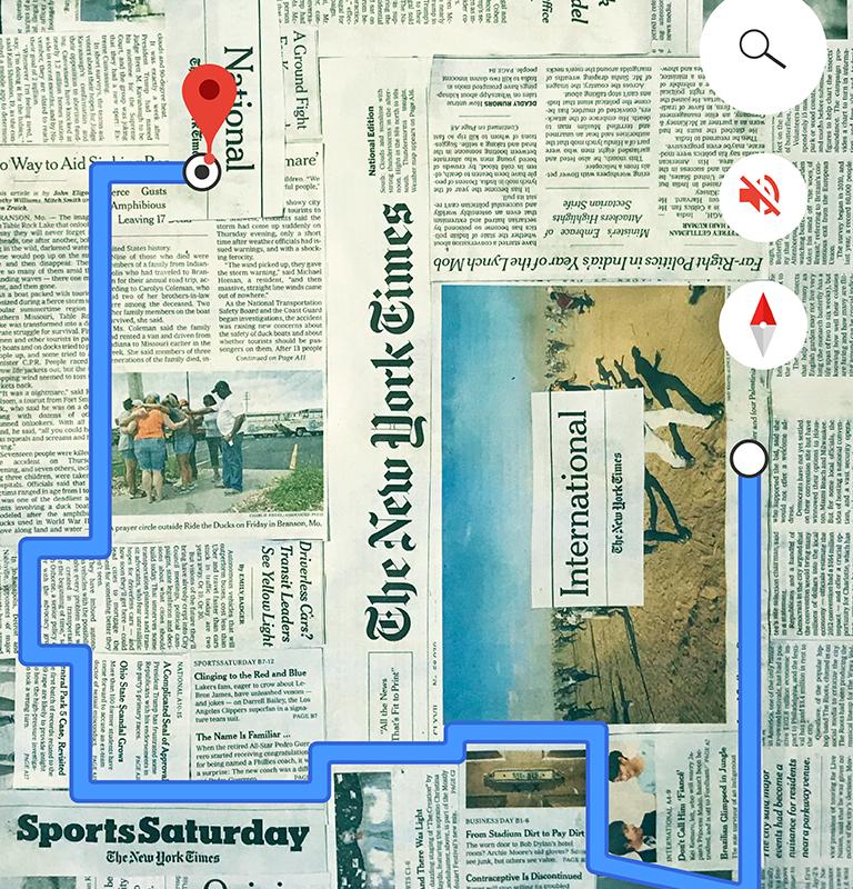 New York Times Collage, Ro Antia