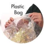 Art Supplies: Plastic Bag