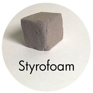 Art Supplies: Styrofoam