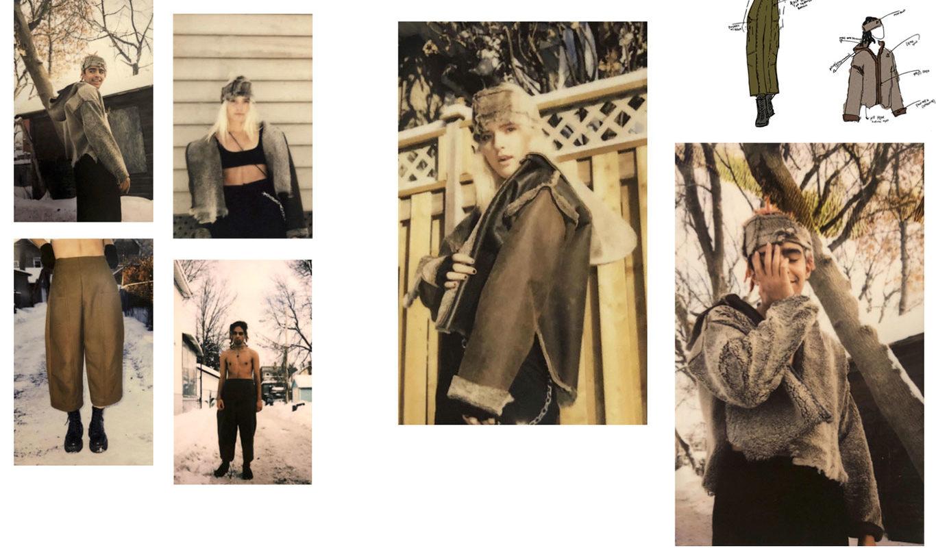 Fashion Design, Neve Rechanv