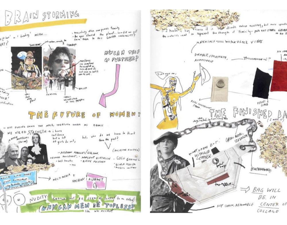 Sketchbook, Neve Rechan