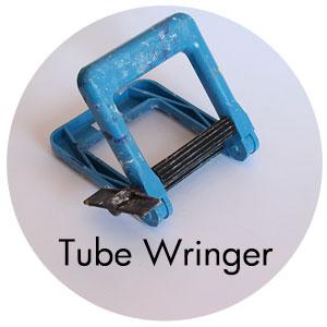 Art Supplies: Tube Wringer