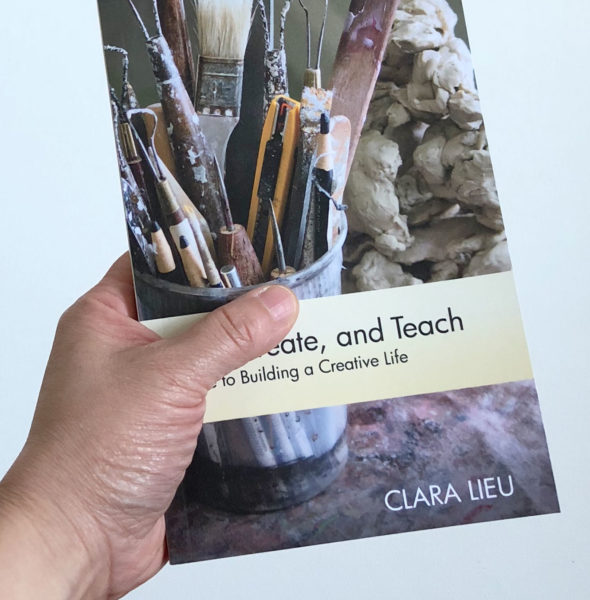 Learn, Create, and Teach by Clara Lieu