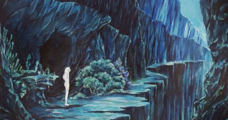 Acrylic Painting, Victoria Lin