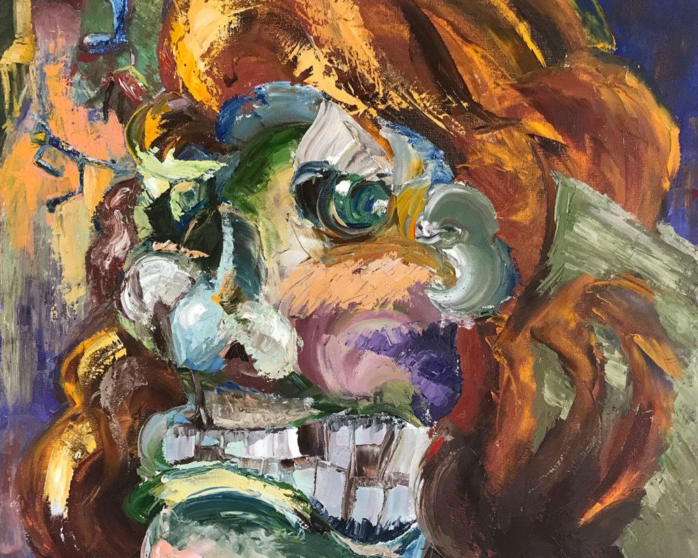 Art School Admissions Portfolio, Vivian Kong