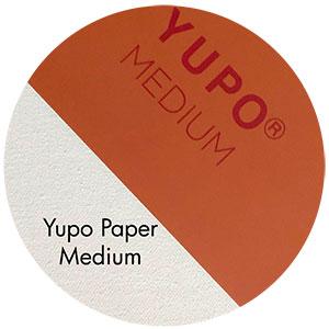 Art Supplies: Yupo Paper, Medium