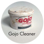 Art Supplies: Gojo Cleaner