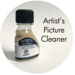 Art Supplies: Artist's Picture Cleaner