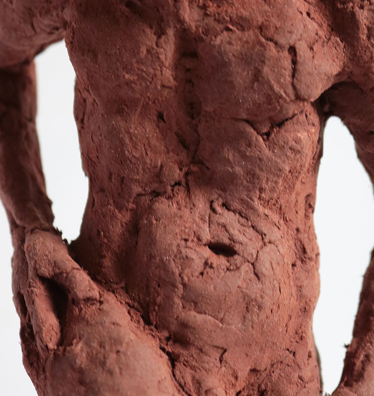Figure Sculpture with Air Dry Clay