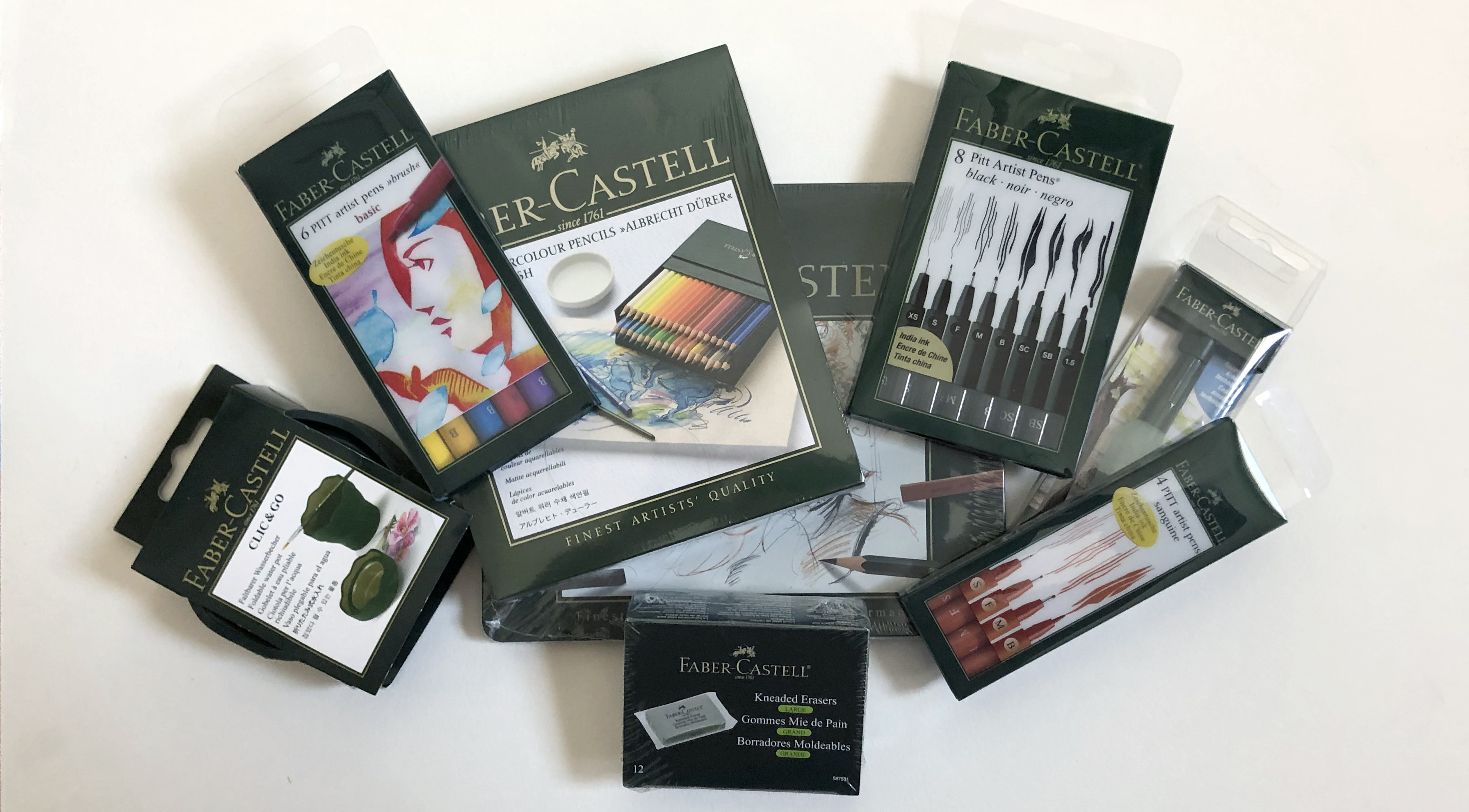 Art Supplies: Faber-Castell