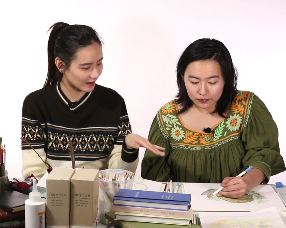 Cat Huang & Julie Benbassat