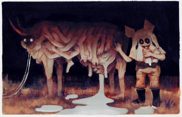 Illustration, Julie Benbassat