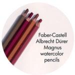Art Supplies: Faber-Castell Albrecht Durer Magnus Watercolor Pencils