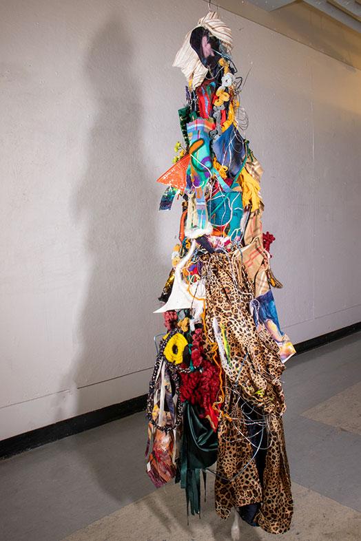 Art School Transfer Portfolio, Audrey Scharrer
