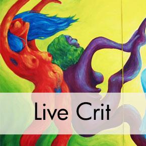 Acrylic Painting, Charsi Magwood