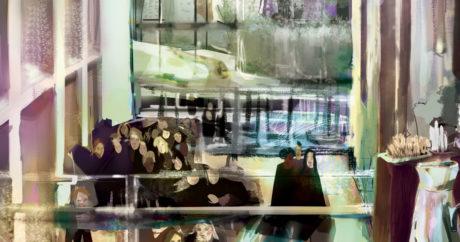 Art School Admissions Portfolio, Audrey Scharrer