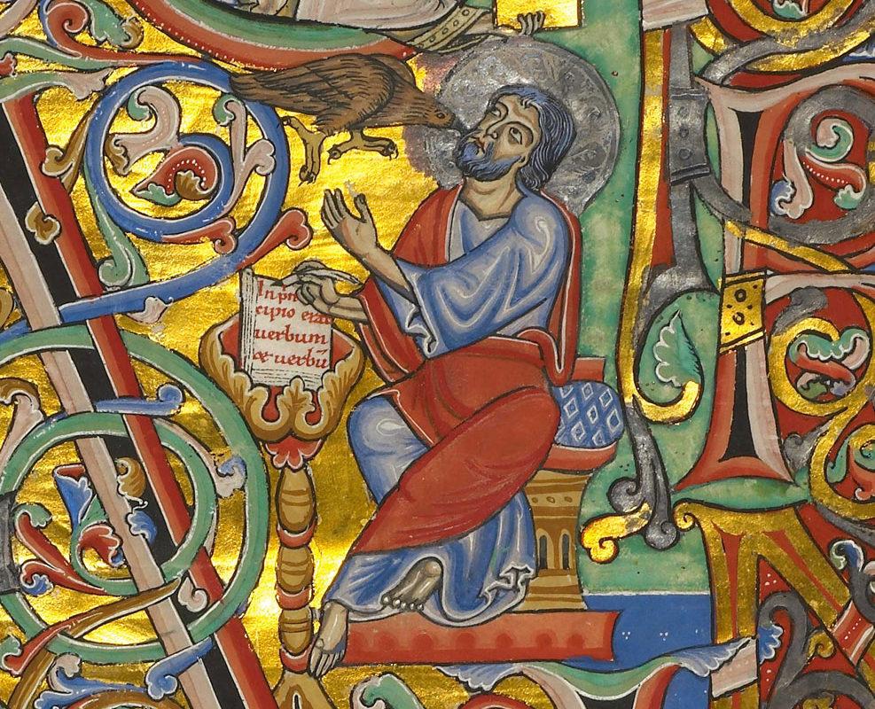 Illuminated Manuscript, British Library