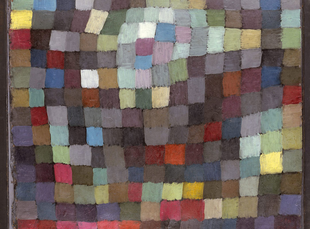 Paul Klee, May Picture, 1925