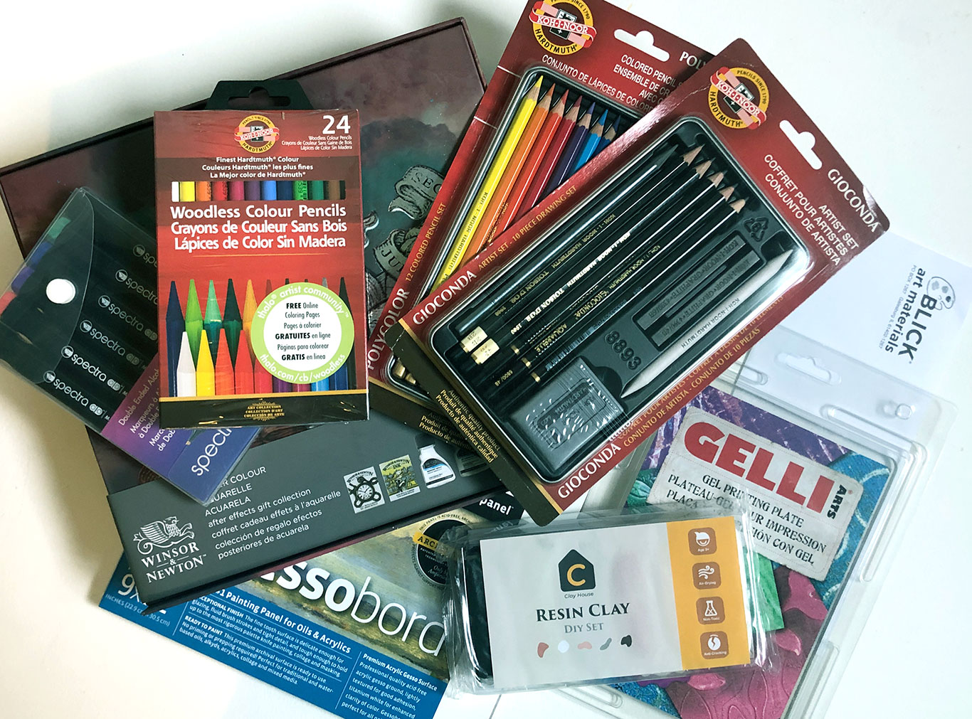 Art Dare Art Supplies Prize