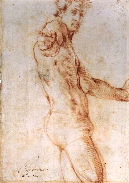 Pontormo, Self-Portrait, 1525