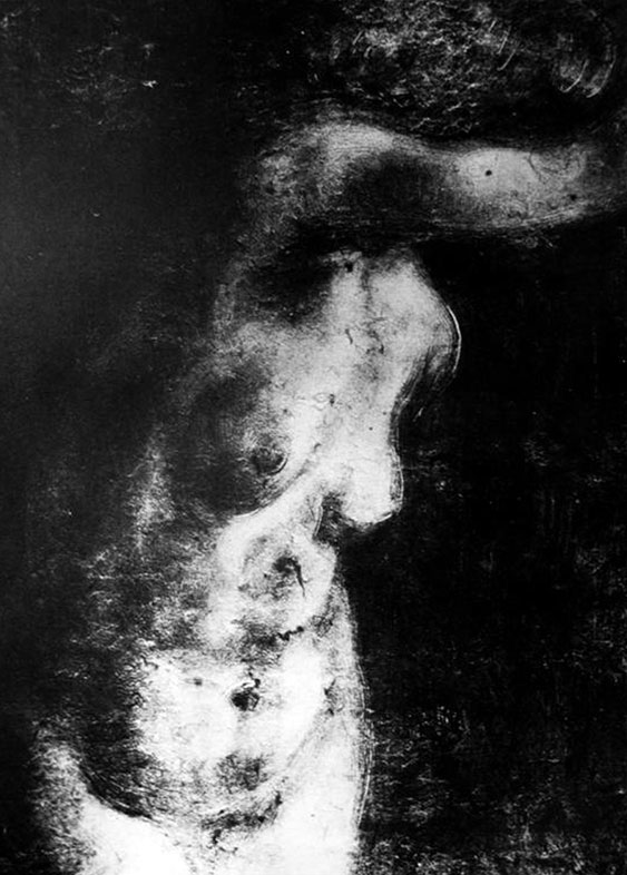 Edgar Degas, Monotype