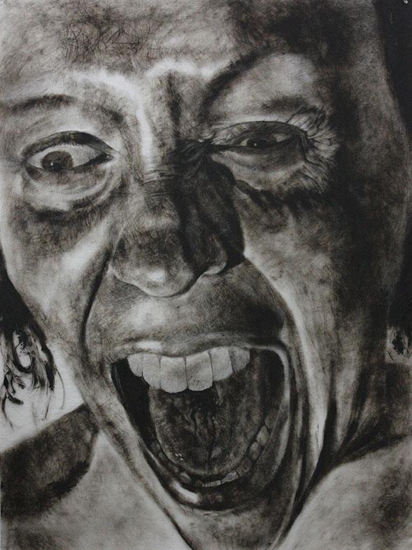 Self-Portrait No. 24, Clara Lieu