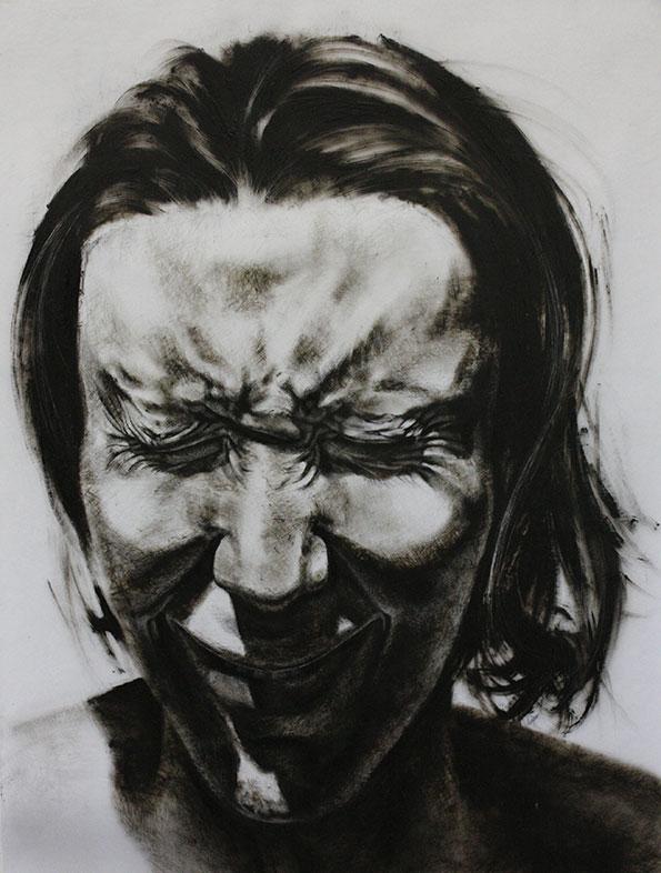Self-Portrait No. 37, Clara Lieu