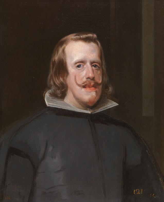 Diego Velázquez, Philip IV, 1653