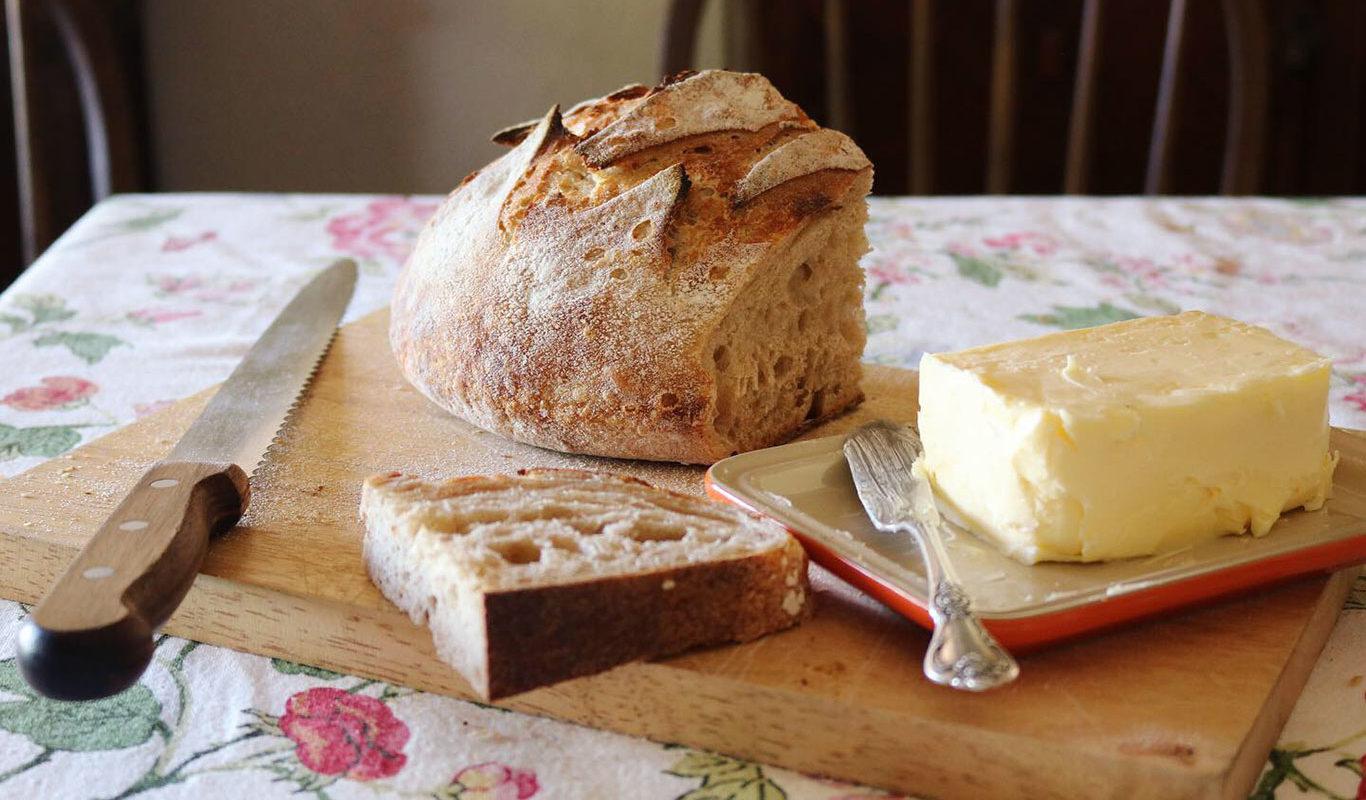 """""""Oma Bread"""" Still Life"""