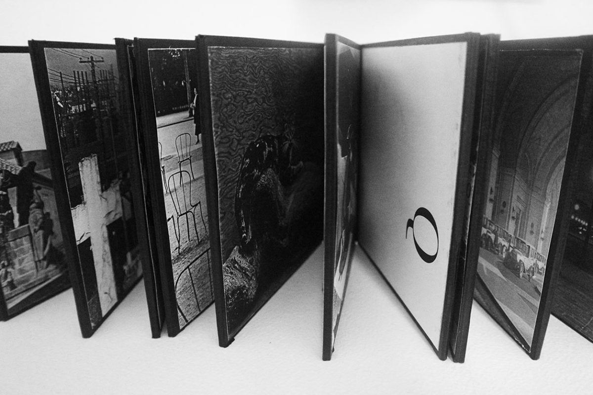 Artist Book, Darinka Arones