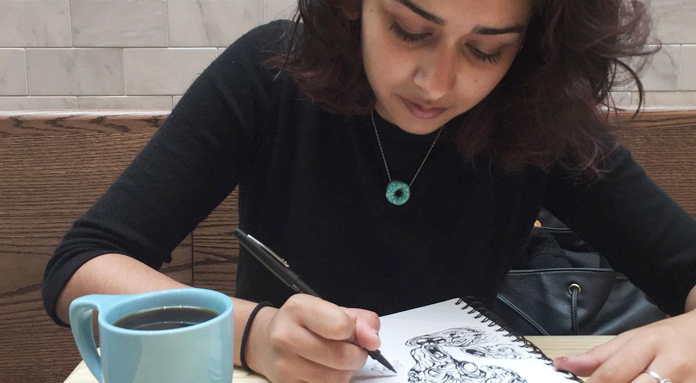 Deepti Menon, Animator & Filmmaker