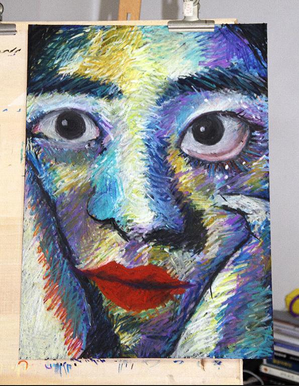 Art School Portfolio, Annabeth Tao