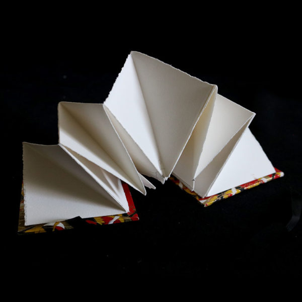 Lotus Fold Artist Books