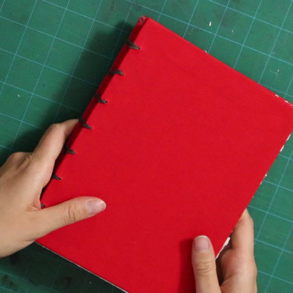 Coptic Stitch Bookbinding