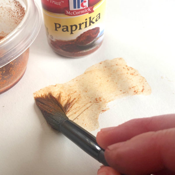 Painting with Paprika