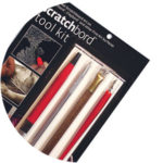 Art Supplies: Scratchbord Kit