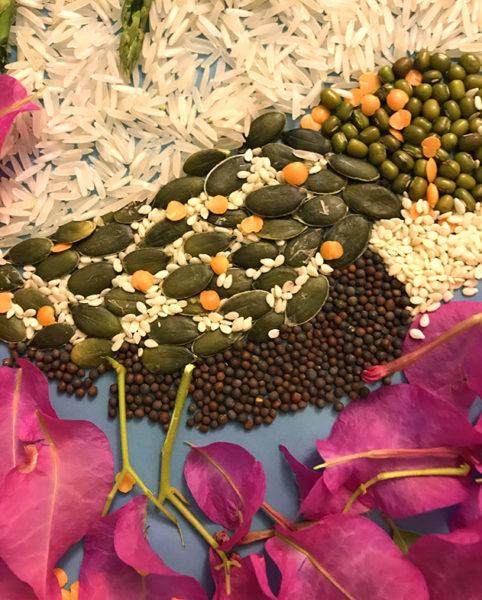 Mosaic, Hema Somaya