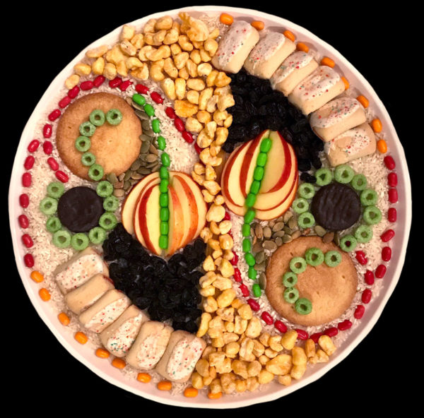 Food Mosaic, Marc Stier
