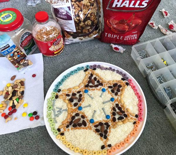 Food Mosaic, Marc Stier